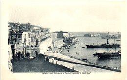 MALTA -- Valletta And Entrance - Malta