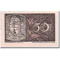 Billet, Autriche, St Georgen, 50 Heller, Paysage, SPL, Mehl:886 - Austria
