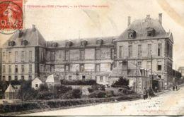N°74484 -cpa Torigny Sur Vire -le Château- - Autres Communes