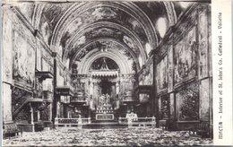 MALTA -- Intérior Of St John's - Malta