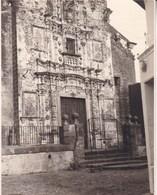 JEREZ DE LOS CABALLEROS 1963  Photo Amateur Format Environ 7,5 Cm X 5,5 Cm Espagne - Lugares