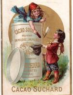 "Belle Chromo Chocolat  ""Cacao Suchard"" - Suchard"
