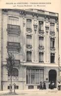 CPA 59 LILLE SALON DE COUTURE VARAS DEBACHER 245 NOUVEAU BOULEVARD LA MADELEINE - Lille