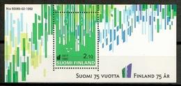 Finland 1992 Finlandia / Independence MNH Independencia / Ki10  30-23 - Finlandia