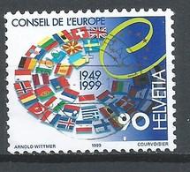 Schweiz Mi. Nr.: 1688 Vollstempel (szv90er) - Suisse