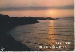19 / 7 / 33 -  LÉGENDE  DE  LA  VILLE  D'YS   ( 29 ). C P M - Douarnenez