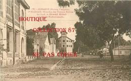 ☺♦♦ GUINEE - CONAKRY - DIRECTION Des TRAVAUX PUBLICS - GRAND HOTEL - ECOLE PROFESSIONNELLE < N° 77 Edition A. James - French Guinea