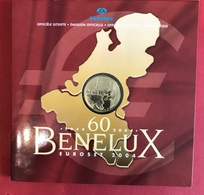 Benelux - Euroset 2004 - Luxembourg
