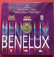 Benelux - Euroset 2006 - Luxembourg