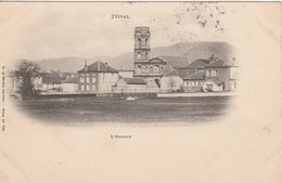 ETIVAL : (88) L'Abbaye - Etival Clairefontaine