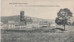 ETIVAL : (88) Groupement Formé Des Bâtiments De L'Ancienne Abbaye - Etival Clairefontaine