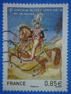 France 2017 : Joachim Murat, Roi De Naples N° 5157 Oblitéré - France