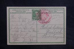 AUTRICHE - Entier Postal De Prague Pour L'Allemagne En 1908, Oblitération Plaisante - L 35646 - Interi Postali