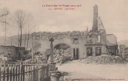 ETIVAL : (88)  La Vivier - Etival Clairefontaine