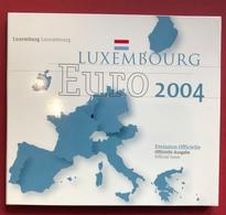 Luxembourg - Euros-set 2004 - Luxemburgo
