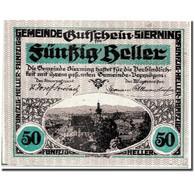 Billet, Autriche, Sierning, 50 Heller, Paysan, 1920, 1920-03-20, SPL, Mehl:995a - Austria
