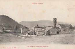 ETIVAL : (88) Vue Prise En Montant à PAJAILLES - Etival Clairefontaine