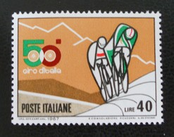 50 EME TOUR CYCLISTE D'ITALIE 1967 - NEUF ** - YT 971 - MI 1231 - 1961-70:  Nuovi