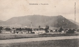 ETIVAL : (88) CLAIREFONTAINE Vue Générale - Etival Clairefontaine