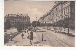 Suisse - BE - Bern - Bundesgasse - Rue Fédérale - BE Berne