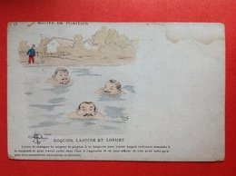 Illustrateur GUILLAUME - MOTIFS DE PUNITION - ROQUOIS LAPOIRE ET LORIJET - Guillaume