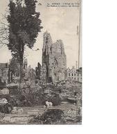 62 ARRAS Cpa Le Beffroi à Travers Les Ruines  54 CAP - Arras