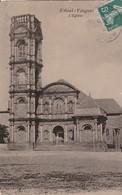 ETIVAL : (88)  L'église - Etival Clairefontaine