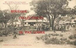☺♦♦ GUINEE - DABOLA - BUREAU De POSTE Et PLACE Des POSTE TELEPHONES TELEGRAPHES - RARE VISUEL < N° 967 Edition A. James - French Guinea