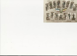 Arméebelge/armée Française CP De PLOERMEL - Weltkrieg 1914-18