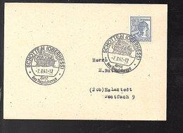 1947 Schotten Herz Des Vogelsbergz  > Helmstedt (230) - Gemeinschaftsausgaben
