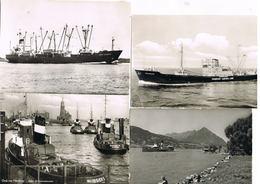 Lot 43 AK Motiv Schiff In- Und Ausland - Cartes Postales