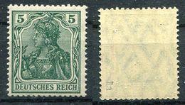 Deutsches Reich Michel-Nr. 85IIa Postfrisch - Geprüft - Germany