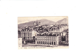 POSTCARD-SWITZERLAND-GENEVA-SEE-SCAN - GE Geneva