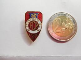 Bel Insigne , Sans écrou ( No Pin's ) ,  Football ?? , FCR , Fondé En 1927 , Supporters Club - Football
