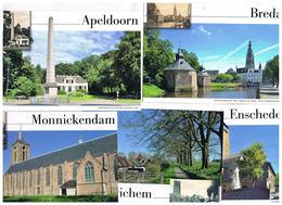 Lot 10 Ganzsachen Mooi Nederland Postfrisch - Entiers Postaux