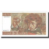 France, 10 Francs, Berlioz, 1974, 1974-06-06, SUP, Fayette:63.5, KM:150a - 1962-1997 ''Francs''
