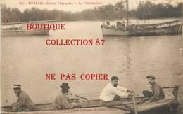 ☺♦♦ GUINEE - DUBREKA - LE DEBARCADERE à BATEAUX < N° 942 Edition A. James - French Guinea