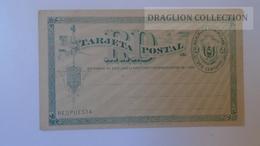 D165691  Postal Stationery - Entierde Réponse  - Rep.  Dominicana (République Dominicaine) - Dominican Republic