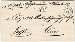 1960, Burgenland - Brief,   #a452 - 1850-1918 Imperium