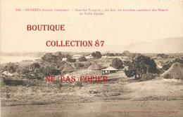 ☺♦♦ GUINEE - DUBREKA - QUARTIER TEMPÉTÉ < N° 936 Edition A. James - French Guinea