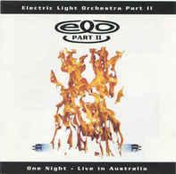 Electric Light Orchestra II- One Night - Audiokassetten