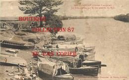 ☺♦♦ GUINEE - KANKAN - LE DEBARCADERE à BATEAUX Sur La RIVE Du MILO < N° 943 Edition A. James - French Guinea