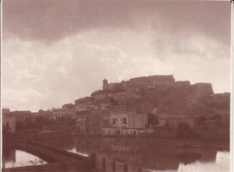 IVIZA IBIZA 1930  Photo Amateur Format Environ 7,5 Cm X 5,5 Cm Espagne - Lugares