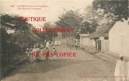 ☺♦♦ GUINEE - KANKAN - RUE Du COMMERCE < N° 948 Edition A. James - French Guinea