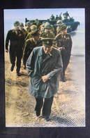 MILITARIA - Carte Postale - Guerre De 1939/45 - Débarquement En Normandie - Sir Winston Churchil - L 35686 - Guerre 1939-45