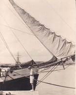 IVIZA IBIZA Espagne 1930 Photo Amateur Format Environ 7,5 Cm X 5,5 Cm - Lieux