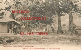 ☺♦♦ GUINEE - KANKAN - RUE COMMERCIALE < N° 950 Edition A. James - French Guinea
