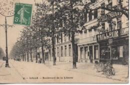 59 LILLE  Boulevard De La Liberté - Lille