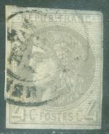 France   41 B   Ob  Second Choix - 1870 Emission De Bordeaux