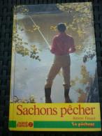 """Jérôme Favard: Sachons Pêcher/ Ouest-France """"Le Pêcheur"""", 1981 - Sport"""